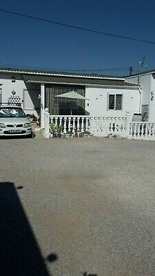 Mobile Home 3 bed 2 bathrooms Chalet in Alicante province.
