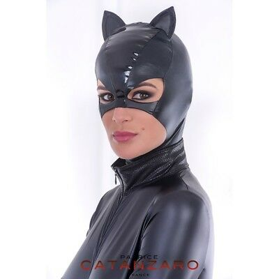 Balaclava Small Cat for Catsuit Part Beta Brand patrice catanzaro