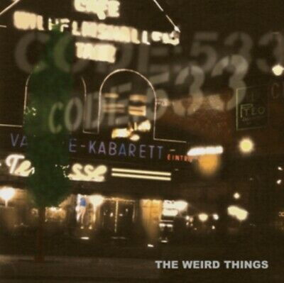 Weird Things, The - Code:533 NEW CD