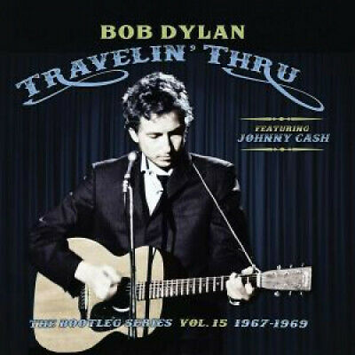 BOB DYLAN Travelin' Thru, 1967-1969: The Bootleg Series, Vol. 15 TRIPLE CD 50