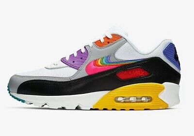 "NIKE AIR MAX 90 ""Be True"" Mens Trainers Multiple Sizes New"