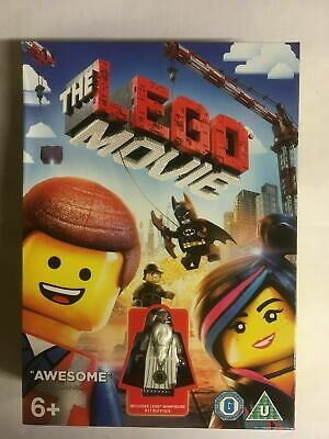 The Lego Movie [DVD, 2014] Includes toy VG WF1