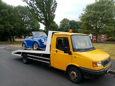 catering van Collection Delivery Service UK Europe Recovery Transport