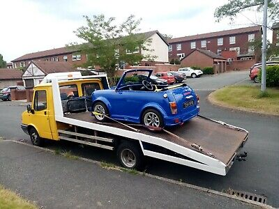eBay item Collection Delivery Service UK Europe Recovery Transport