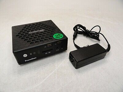 Promethean Micro PC Intel Celeron QC N2930 1.83GHz 4GB 64GB Linux Mini PC W/PSU