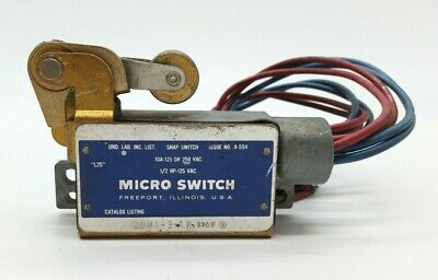 Micro Switch 2LN1-3-LH Limit Switch