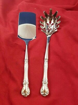 Old Master by Towle Sterling Custom Made Pasta & Lasagna Server