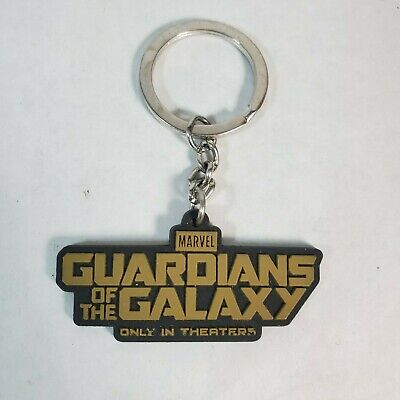 Guardians of the Galaxy Keychain 2014 Marvel Promotional