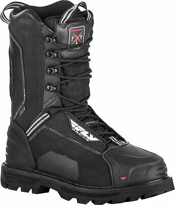 Fly Racing Boulder Boots Black Off-road Snow Cold Weather All Sizes