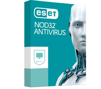 ESET NOD32 Antivirus 2020 3 Device , 3 Years, GLOBAL, ESD - Instant Delivery
