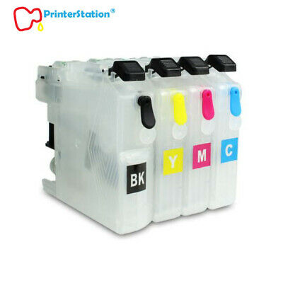 Empty Refillable Cartridges for Brother MFC-J5320DW MFC-J5720DW Inkjet Printers