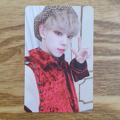 Byeongkwan Official Photocard A.C.E Under Cover : The Mad Squad Ace Genuine KBK