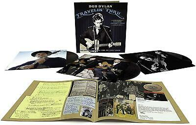 Bob Dylan Travelin' Thru 1967-1969: The Bootleg Series Vol. 15 vinyl 3 LP NEW/SE
