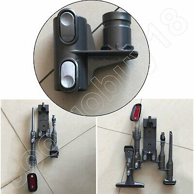 Wall Mount Organiser Storage Bracket for Dyson DC58 DC59 DC62 V6 DC35 Accessory