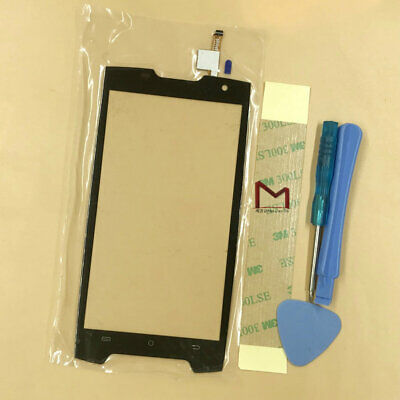 For Cubot King Kong KingKong Black Touch Screen Digitizer Glass Replacement Part
