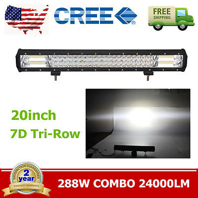 Curved LED Light Bar Rigidon 32 Inch 405W 7D LED Driving Light Bar Waterproof Flood Spot Combo Beam With Wiring Harness Work Lamp Fog Lights Truck Offroad SUV ATV 4WD 4x4 Boat Trailer Auto Motor