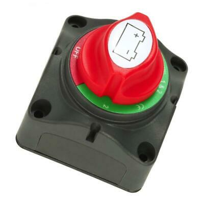 Battery Master Disconnect Rotary Cut-Off Isolator Switch Car motorcycle Boat