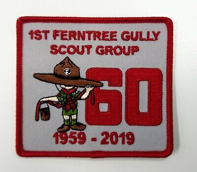 Commemorative Scout Badge