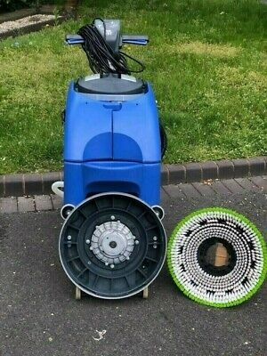 Numatic TT 3450T Industrial Commercial Scrubber/drier Cleaner Floor Cleaner *