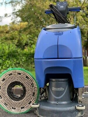 Numatic TT 3450T Industrial Commercial Scrubber Drier Cleaner Floor Machine *
