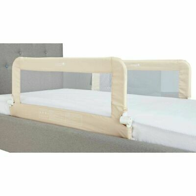 Cuggl Double Bed Rail for Toddler & Single Bed - Natural