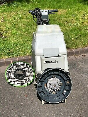 NUMATIC TT 3450T Industrial Commercial Floor Scrubber/Drier Cleaner *
