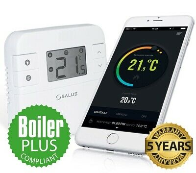 Salus RT310i Smartphone controlled thermostat (5 YEARS WARRANTY) Cheapest Online