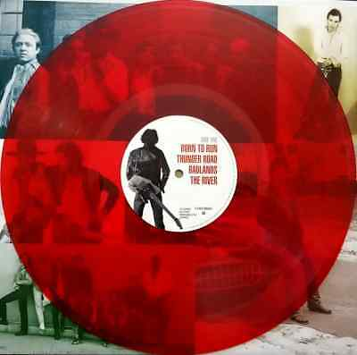 Bruce Springsteen Greatest Hits 2 RED COLOR vinyl lp RSD 2018 LIMITED NEW SEALED