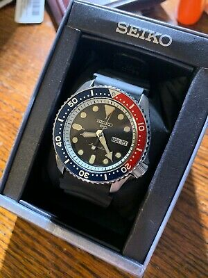 NEW Seiko Men's Dive Watch SRPD95 Automatic Authentic SKX Rubber Strap MUST SEE!