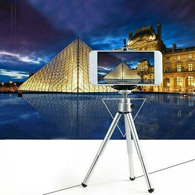 Mini Aluminum Alloy Desktop Tripod 3 Section Holder For Projector Camera St G7A5