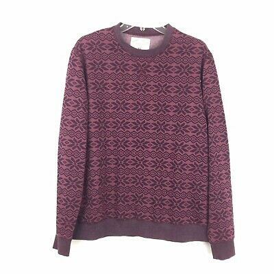Threads 4 Thought Womens Mazie Pullover Fleece Soft V-Neck Sweater Top BHFO 7513