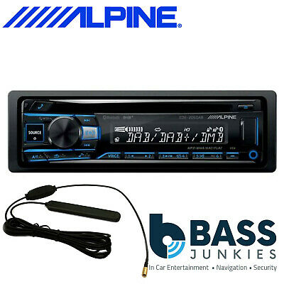 Kenwood Radio für Renault Twingo2 Bluetooth Spotify iPhoneAndroid CD//MP3//USB Set