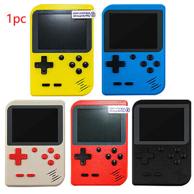 Handheld Portable Gameboy Box 168/400 In 1 Arcade Classic Video Game Console Ret
