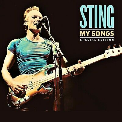 Sting ‎– My Songs Special Edition [2CD]  Polish release ( Sealed / Folia )