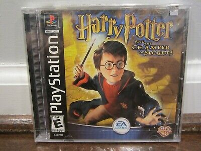 Harry Potter and the Chamber of Secrets (Sony PlayStation 1, 2002)  SEALED