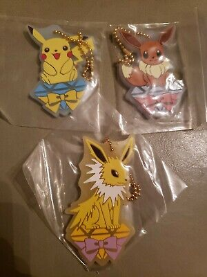 ichiban kuji 2018 Pokemon Collection Pikachu /& Eevee F collection plate Nymphea