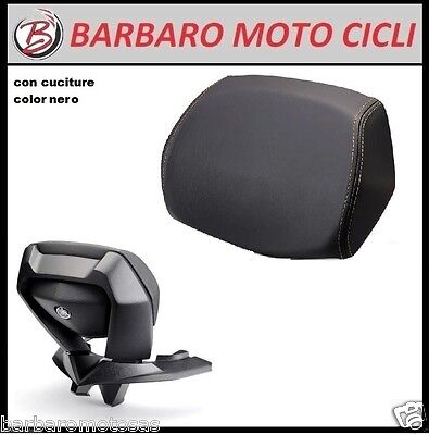 Back Support + Cushion with Stitching Yamaha x Max 250 from 2015 Xmax