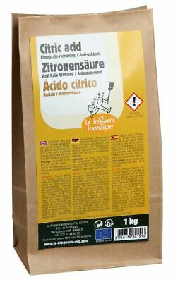 Food Alive Citric acid (food grade) 1 Kg