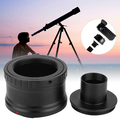 "0.965""T Mount Astronomical Telescope Adapter for Canon Sony Sumsung Nikon Camera"