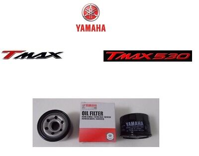Oil Filter Original Yamaha T-Max 500 Tmax 530 Filter Oil from 2001 a 2016
