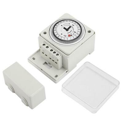FTS-189 AC110-240V Mechanical Timer Delay Time Relay Timing Controller Switch