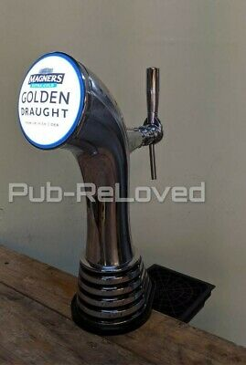 Magners Golden Draught Cider Beer Pump/Font Tap And Handle