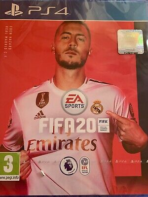 FIFA 20 - Brand New Unopened PS4