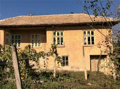 NOW SOLD>>>>Sunny house in Bulgaria