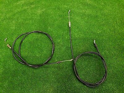 MTD Sprinto Ride On Mower Forward & Reverse Cables