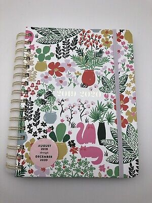 Kate Spade 17 Month Large Planner Agenda, Garden Posy