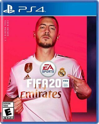 FIFA 20 PlayStation 4 (PS4) 2020 (Brand New) Factory Sealed+Free Shipping!!