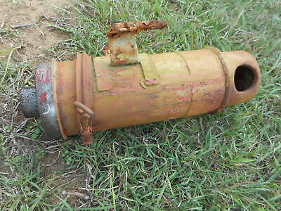 Original Rare 1939 Ford 9N Tractor Under-Hood Air Cleaner