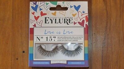 NEW Eylure False Eye Lashes  PRIDE COLLECTION LOVE IS LOVE 157