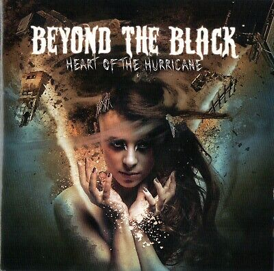 BEYOND THE BLACK - Heart Of The Hurricane ; CD ; Neu und OVP